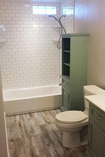 Bathroom Remodeling Mankato Family Homes - Townhouse bathroom remodel